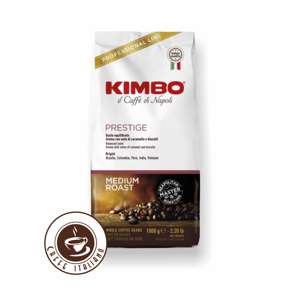 Kimbo Prestige 1kg zrnková káva