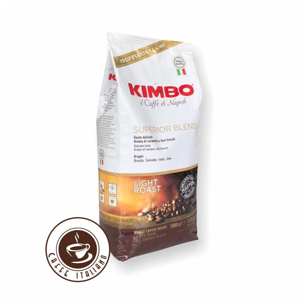 Kimbo Superior 1kg zrnková káva