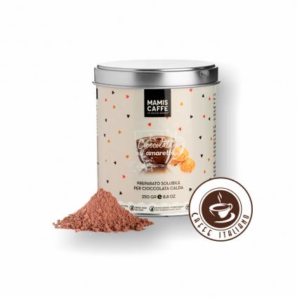 Horúca čokoláda Mamis - Amaretto - mandľový likér