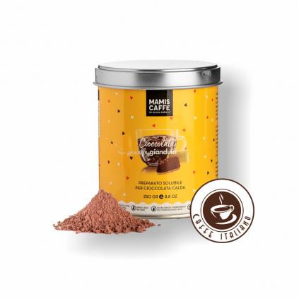 Horúca čokoláda Mamis - Nugát