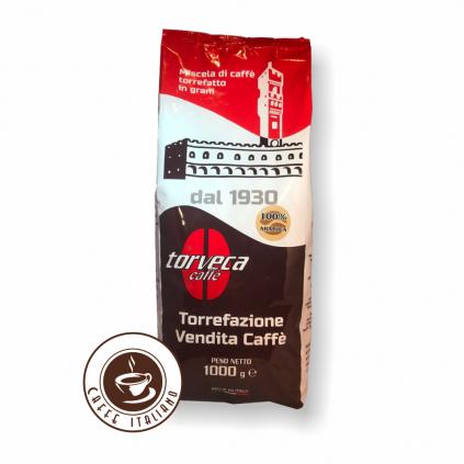 Torveca Arabica zrnková káva 1kg