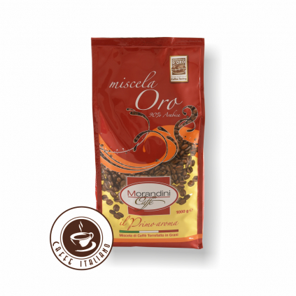 Morandini Miscela Oro 1kg zrnková káva