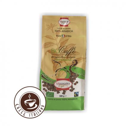 morandini biocaffe 500g zrnkova kava