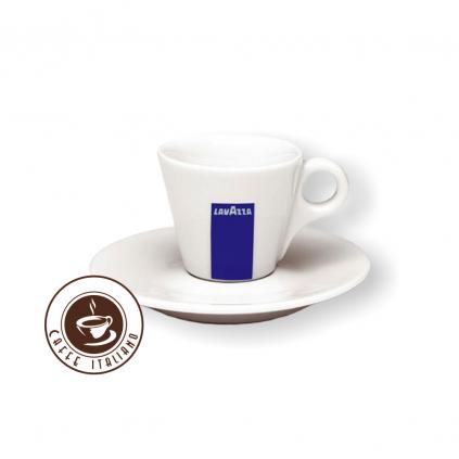 Lavazza šálka na Espresso s podšálkou 50ml