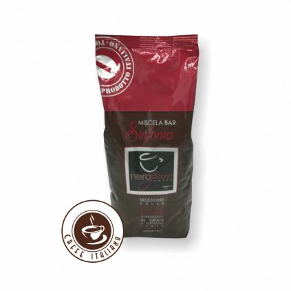 Neropuro Sinfonia zrnková káva 1kg