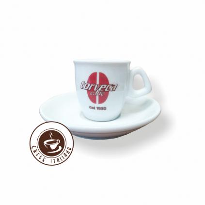 Torveca šálka Espresso s podšálkou