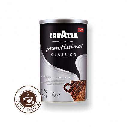 Lavazza Prontissimo Classico rozpustná káva 95g