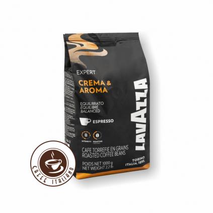 Lavazza Expert Crema e Aroma 1kg zrnková káva