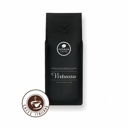 Pedron VIRTUOSO zrnková káva 1kg