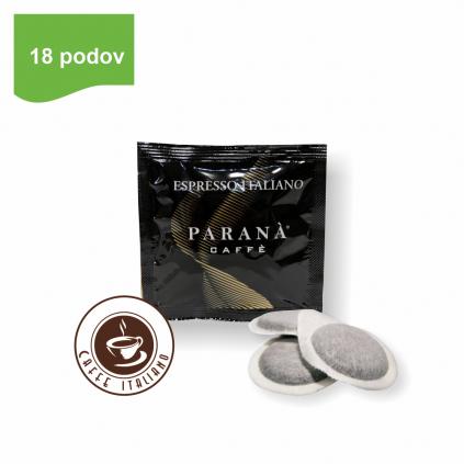 Paraná Espresso Italiano e.s.e. pody 18ks