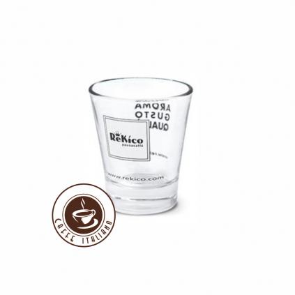 Rekico sklenený pohár 100ml