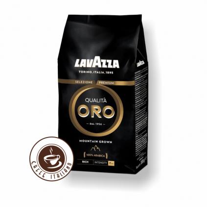 Lavazza Qualita Oro Mountain Grown zrnková káva 1 kg