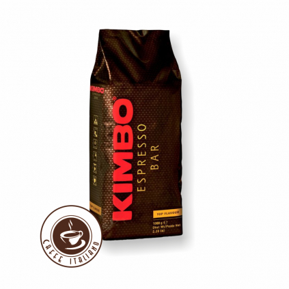 Kimbo Top Flavour 1kg zrnková káva