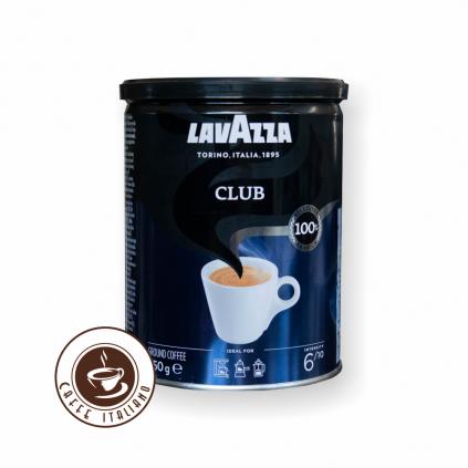 Lavazza Club 250g mletá káva v dóze