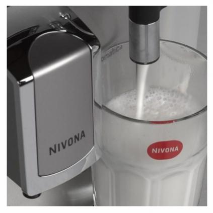 Pressovar NIVONA NICR 520  + SpecialCoffee Gran Crema 1kg + Rekico Quality 1kg