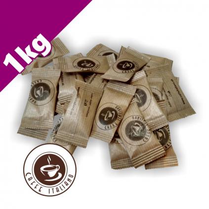 cukor hnedy 1kg caffeitaliano