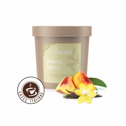 Pedron sypaný ovocný čaj Broskyňa a Vanilka 100g
