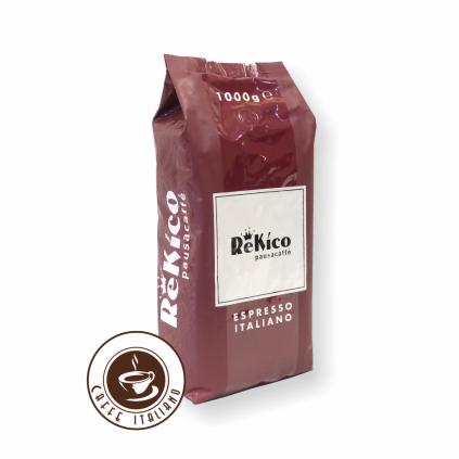 Rekico Arabica 1kg zrnková káva