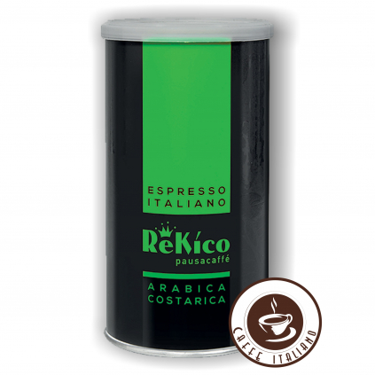 Salvaroma Costarica 100% Arabica 250g mletá káva  100% Arabica