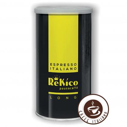 Salvaroma Long 250g mletá káva  80% Arabica + 20% Robusta