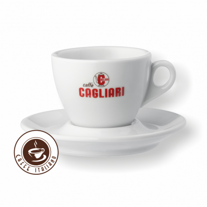 Cagliari šálka Latte 250ml