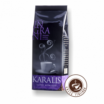 Caffè Karalis grani Viola 1kg