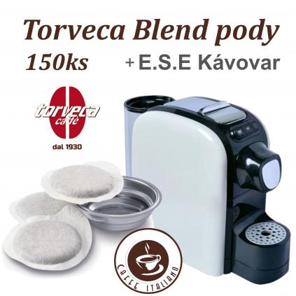 torveca blend pody 150ks kavovar