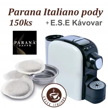 parana caffe italiano pody 150ks kavovar