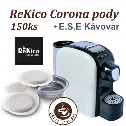 rekico corona pody 150ks kavovar