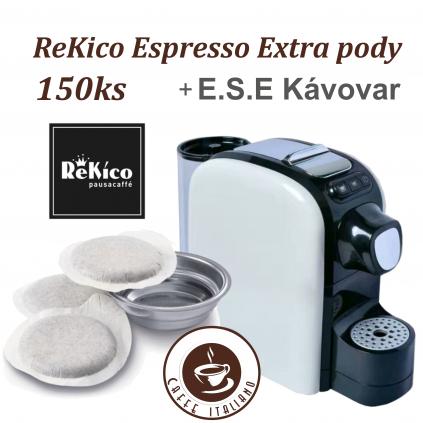 rekico espresso extra pody 150ks kavovar