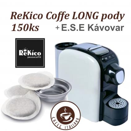 rekico coffe long pody 150ks kavovar