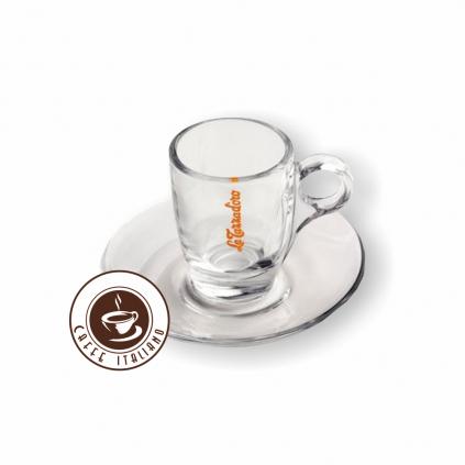 La Tazza d'Oro Espresso sklo 70 ml