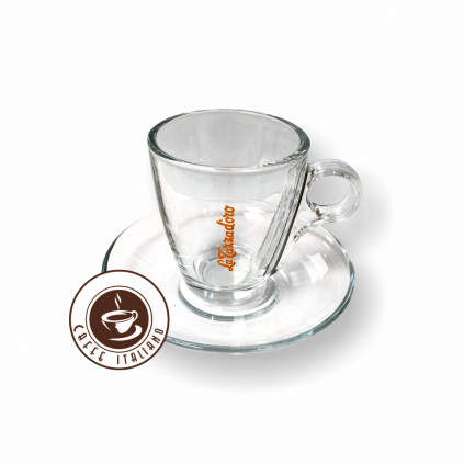 La Tazza d'Oro Espresso sklo 120 ml