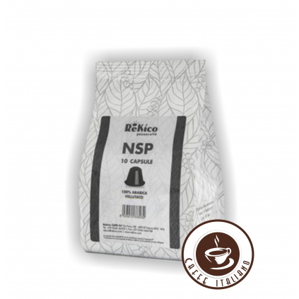 ReKico 100% Arabica Nespresso kapsule 10ks