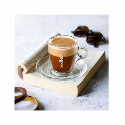 macaccino dolce gusto 10ks foodness zdravý teplý nápoj caffeitaliano