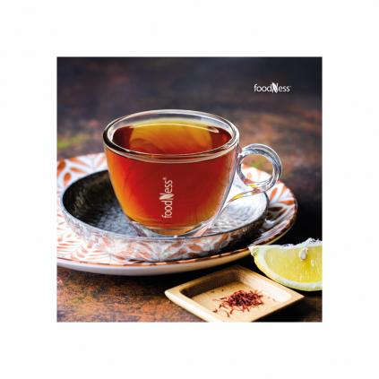 čierny čaj šafran dolce gusto 10ks foodness zdravý teplý nápoj caffeitaliano