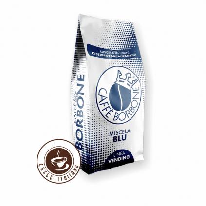 Borbone Miscela BLU zrnková káva 500 g