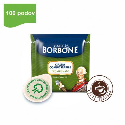 Borbone DEK E.S.E. pody 100ks dm44
