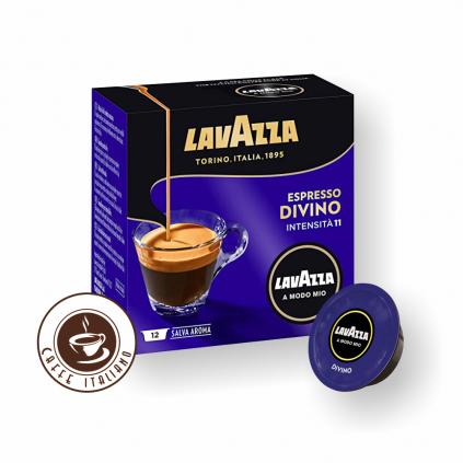 Lavazza® Modo Mio® espresso Divino kapsule 12ks