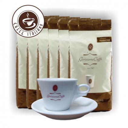 goriziana vending 6kg plus cappuccino salka gratis
