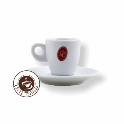 Goriziana Espresso šálka s podšálkou