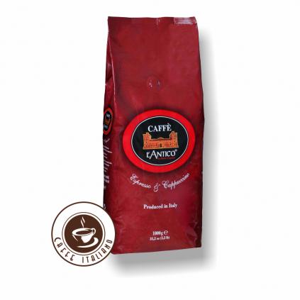 L'Antico Rosso 1kg zrnková káva