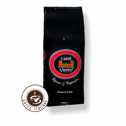 L'Antico Riserva Nero 1kg zrnková káva