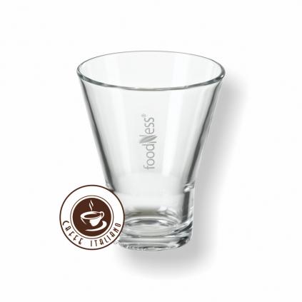 Sklenený pohár veľký 1ks