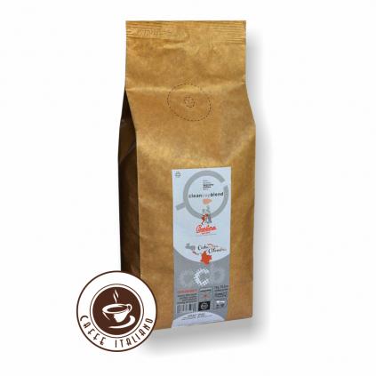 Barbera Clean Cup Blend 1kg zrnková káva  100% Arabica