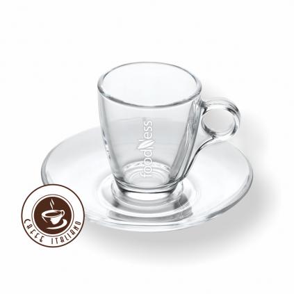 Sklenený pohár veľký FoodNess
