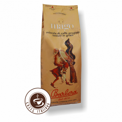 Barbera Mago 1kg zrnková káva
