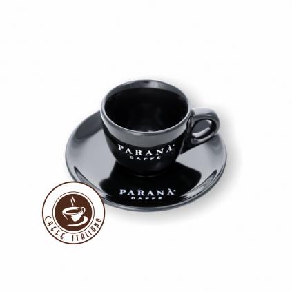 parana salka cierna espresso keramika caffeitaliano