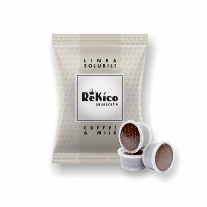 Rekico kávové point kapsule s mliekom 50ks