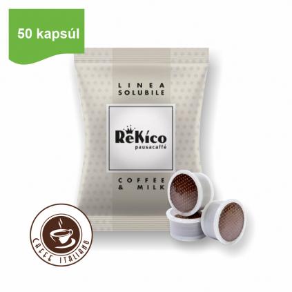 rekico kavove kapsule point mlieko 50ks caffeitaliano